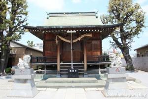 氷川神社(足立区堀之内)7