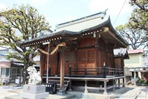 氷川神社(足立区堀之内)8