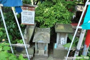 氷川神社(足立区江北)7