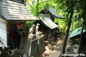 氷川神社(足立区江北)9