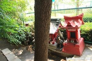 氷川神社(足立区江北)11