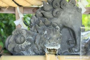 氷川神社(足立区江北)13