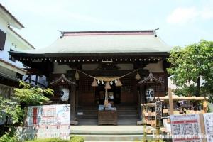 氷川神社(足立区江北)16