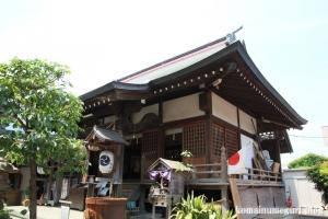 氷川神社(足立区江北)18