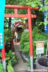 氷川神社(足立区江北)8
