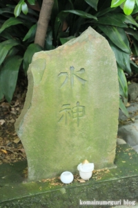 氷川神社(足立区江北)14