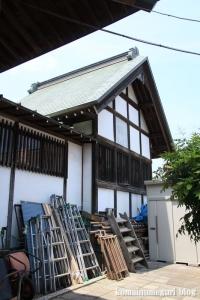 氷川神社(足立区江北)19