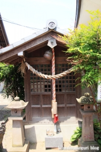氷川神社(足立区江北)21