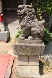 氷川神社(足立区江北)23