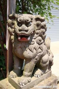 氷川神社(足立区江北)24