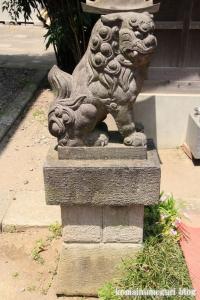 氷川神社(足立区江北)27