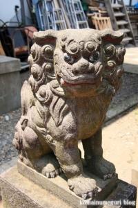 氷川神社(足立区江北)28