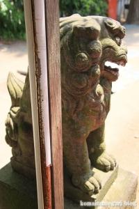 氷川神社(足立区江北)25