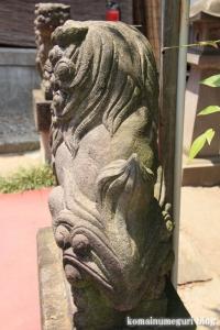 氷川神社(足立区江北)26