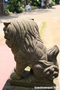 氷川神社(足立区江北)29
