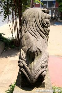 氷川神社(足立区江北)30