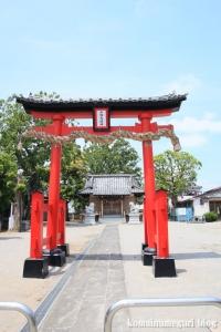 三嶋神社(足立区扇)3