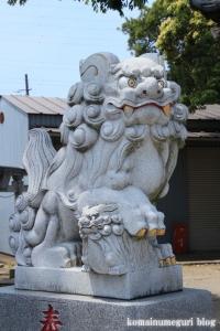三嶋神社(足立区扇)9