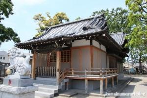 三嶋神社(足立区扇)11