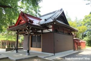 興野神社(足立区興野)8