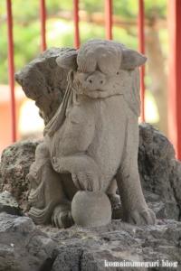 興野神社(足立区興野)10