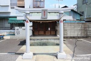 熊野神社(足立区本木南町)2