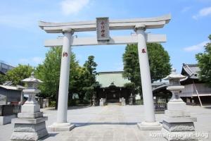 氷川神社(足立区本木西町)3