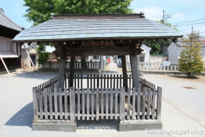 氷川神社(足立区本木西町)5