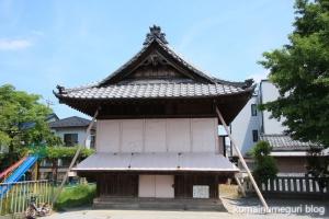 氷川神社(足立区本木西町)6