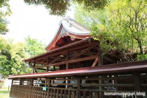 氷川神社(足立区本木西町)11