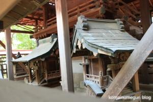 氷川神社(足立区本木西町)14