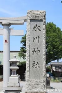 氷川神社(足立区本木西町)2