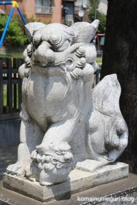 氷川神社(足立区本木西町)7