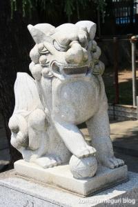 氷川神社(足立区本木西町)8