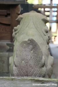 氷川神社(足立区本木西町)13