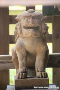 氷川神社(足立区本木西町)18