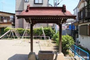 胡録神社(足立区本木南町)2