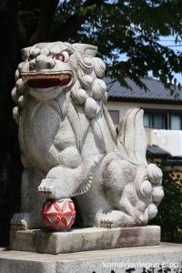 胡録神社(足立区本木南町)4
