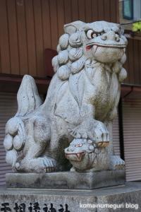 胡録神社(足立区本木南町)5