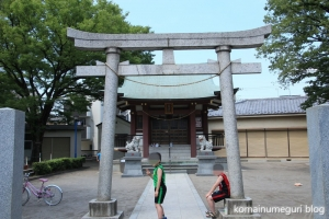 北野神社(足立区本木南町)3