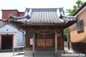 御嶽神社(足立区本木東町)6