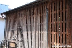 御嶽神社(足立区本木東町)8