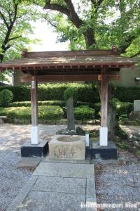 中曽根神社(足立区本木)4