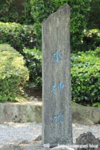 中曽根神社(足立区本木)5