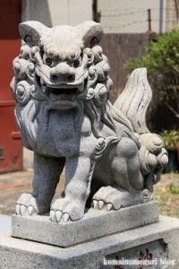 中曽根神社(足立区本木)10