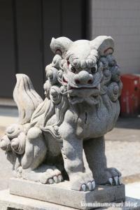 中曽根神社(足立区本木)11