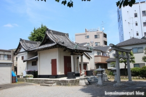 中曽根神社(足立区本木)7