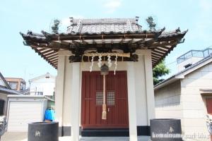 中曽根神社(足立区本木)9