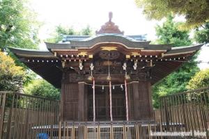 八幡神社(足立区関原)6