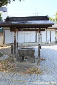 八幡神社(足立区関原)4